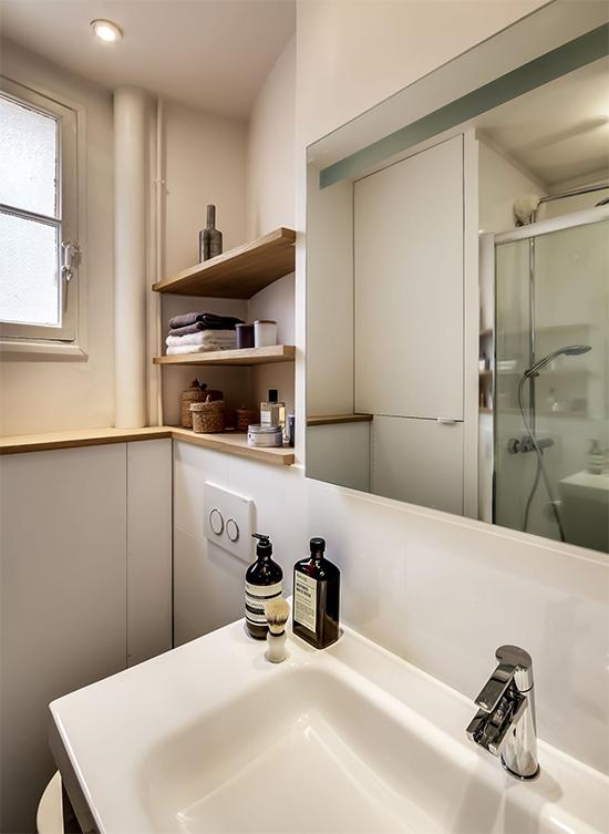 banhero bonito, banheiro, bathroom, prateleiras