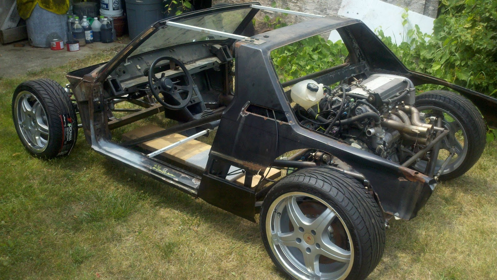 Dads Supercar A Great Mid Engine Build Diagram