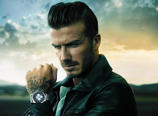 david beckham and breitling