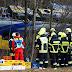 تصادم قطارين جنوب ميونيخ: قتلى وعشرات الجرحى