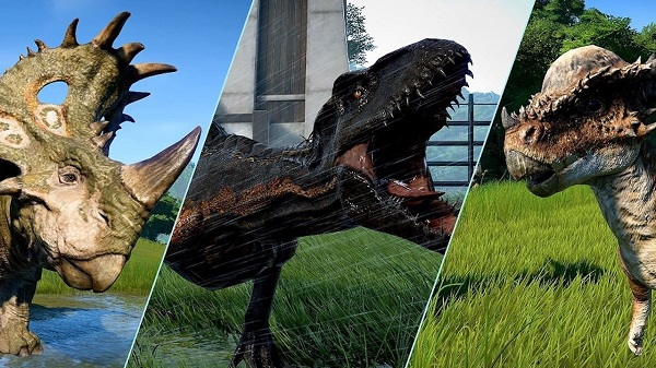 Jurassic World Evolution: Fallen Kingdom Update