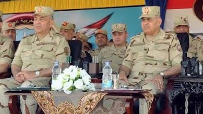 صدقي صبحي و محمود حجازي