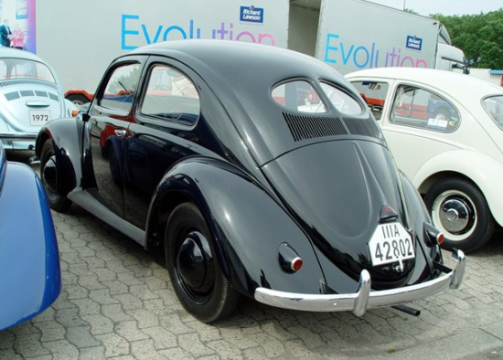 First Versions Volkswagen 1st Model Ever