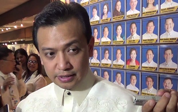 Bye-bye Trillanes na nga ba? Find out how far will Gordon ethics complaint go
