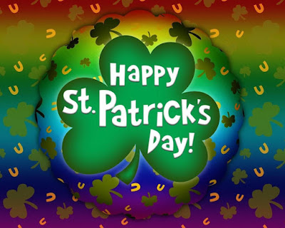 happy st patrick's day wishes 2018