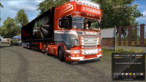 Scania Series 6 S Verbeek Skin V 1.0