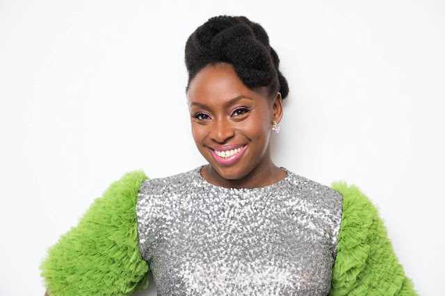 Renowned Nigerian author, Chimamanda Ngozi Adichie