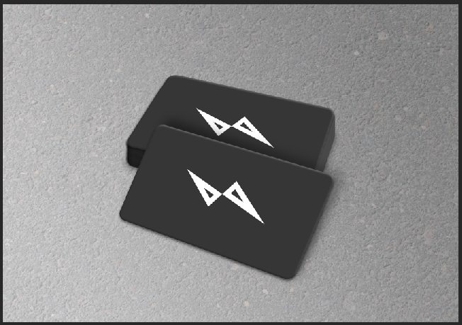 How To Use Glossy Effects In Business Card With Photoshop Cc