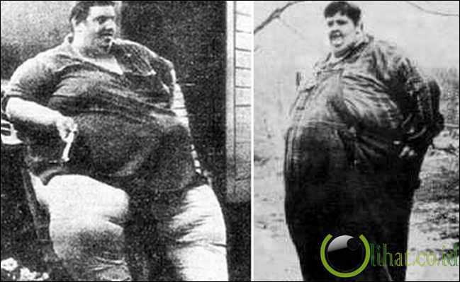 Jon Brower Minnoch - 635 kg