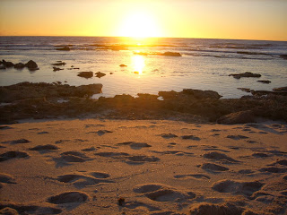 Sunset at Kalbarri,Western Australia