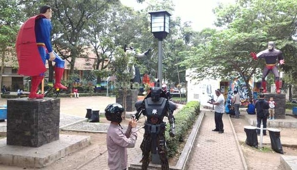 Taman Superhero Bandung