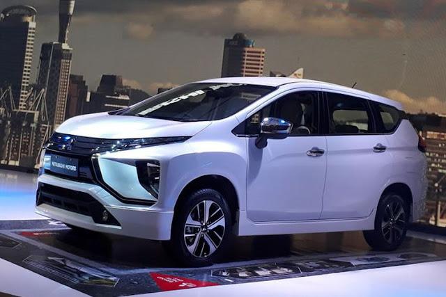 """Keren..!! Inilah Mobil EXpander, MPV """"Sejuta Umat"""" yang Baru diluncurkan Mitsubishi Beserta Harganya"""