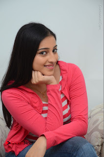 Telugu Actress Mouryani Latest Pos in Blue Denim Jeans  0192.JPG