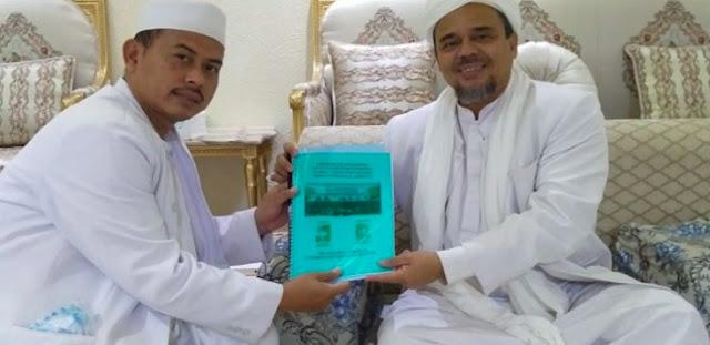 5 Amanah Habib Rizieq Shihab untuk PA 212 Usai Ketemu Prabowo dan Amien Rais