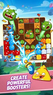Angry Birds AB Blast Android Apk