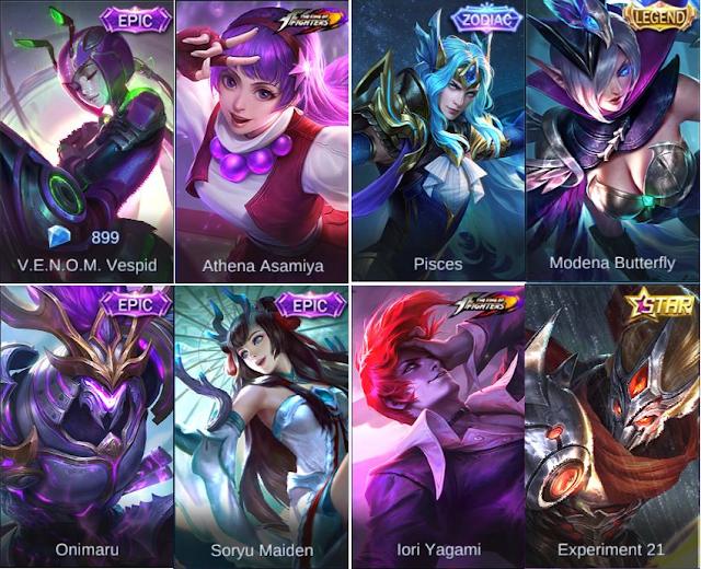 Granger mobile legends