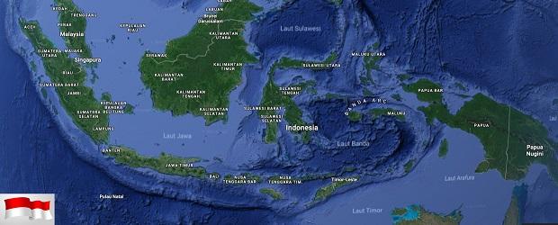 Indonesia makmur, indonesia jaya, indonesia berkelimpahan, sekarang dan amin!!! Peta Indonesia Dan Gambar Satelit Paling Lengkap