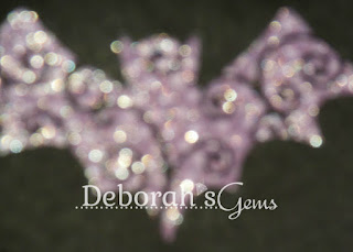 Happy Halloween detail - photo by Deborah Frings - Deborah's Gems