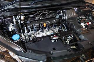 Kualitas Mesin Honda HR-V yang Berperforma Tinggi
