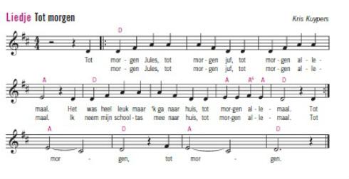 Uitgelezene Liedjes en versjes JR-57