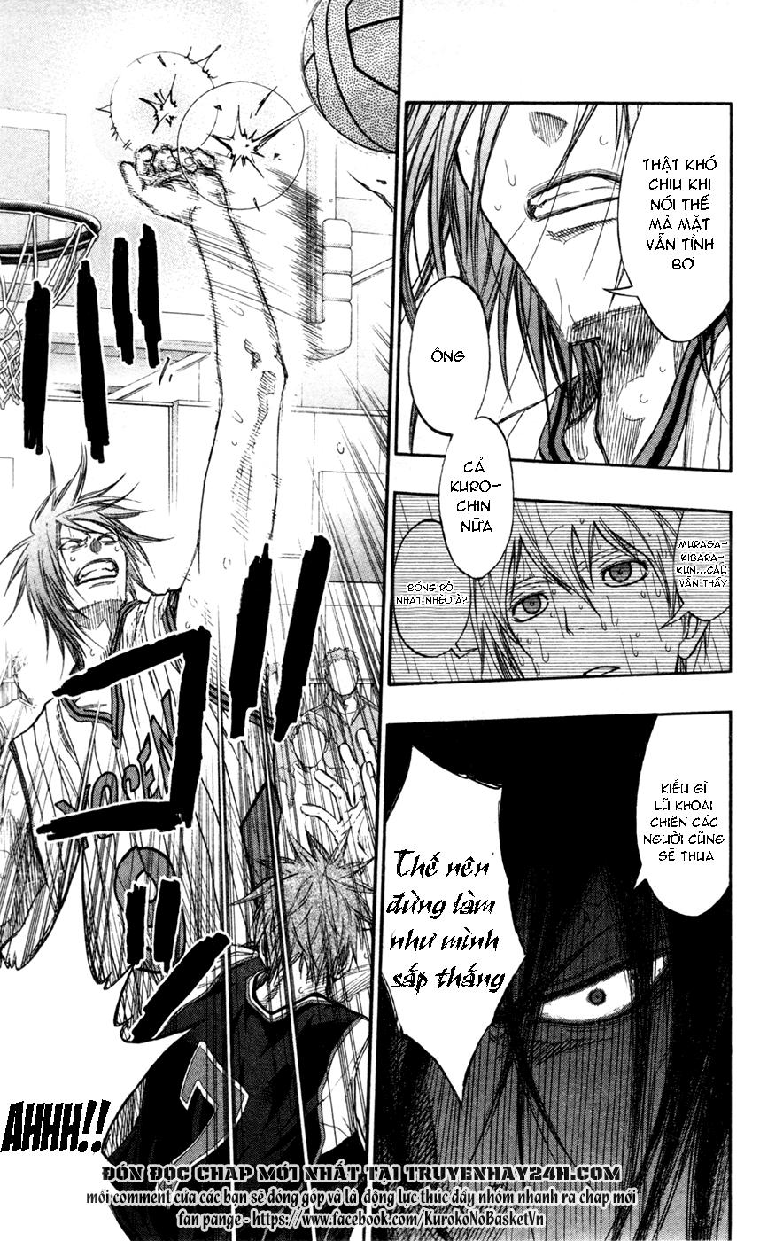 Kuroko No Basket chap 152 trang 7