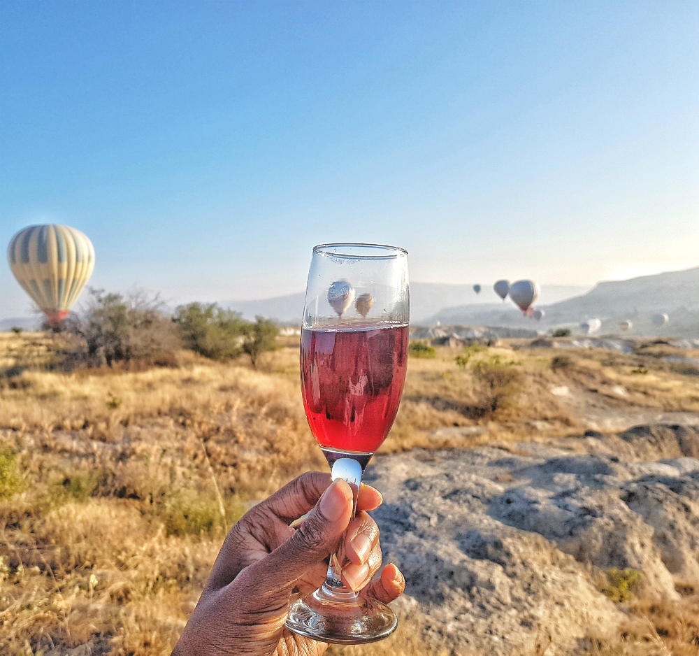Hot air balloons review - Cappadocia