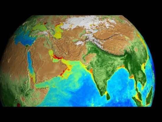 NASA показало на видео, как изменилась Земля за последние 20 лет