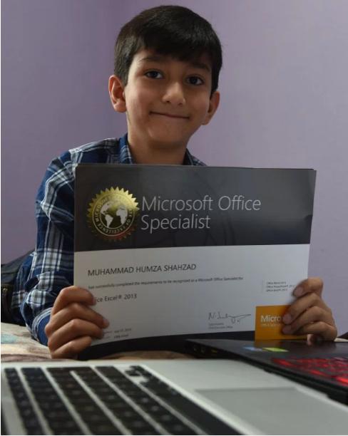 Conoce al niño de 7 años que se ha convertido en el programador más joven del mundo