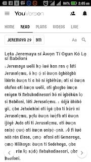 Download-Yoruba-Igbo-and-Hausa-Bible-To-Your-Mobile-Phones