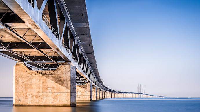 Wallpaper: Oresund Bridge
