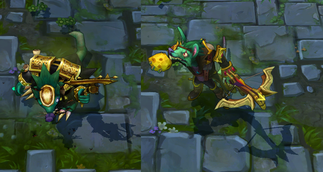 Surrender at 20: 4.6 PBE Cycle