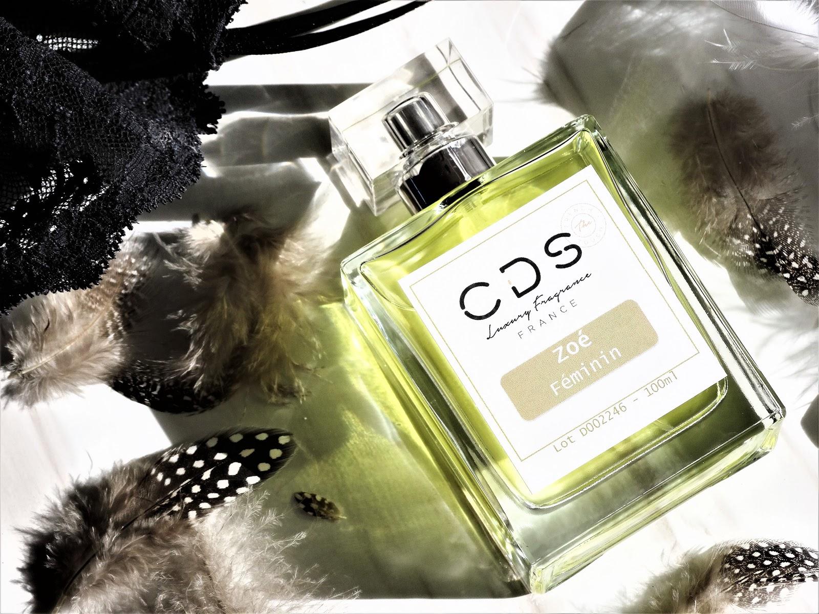Zoé De Cds France Luxury Fragrance Ambiance Et Fragrance Blog