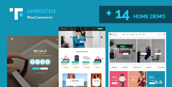 AMBESTEN V1.5 - MULTIPURPOSE MARKETPLACE