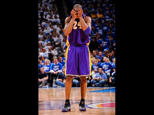 Kobe Bryant Tears His Achilles Tendon | BSO |Lakers Crying