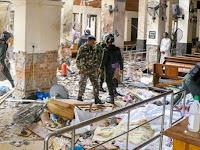 Korban Tewas Akibat Bom Sri Lanka Jadi 290 Orang
