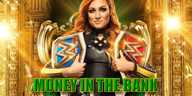 WWE Money In The Bank Results - May 19, 2019