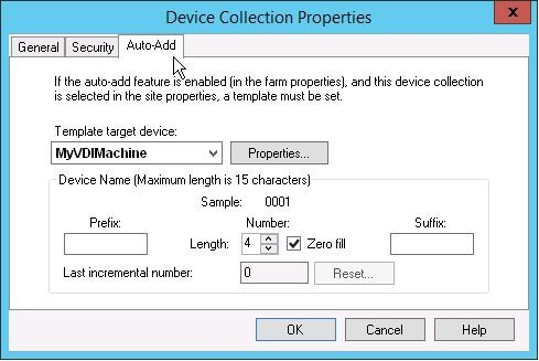 Citrix Provisioning Services (PVS) - Target Device with