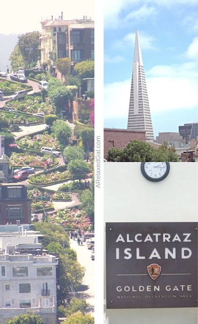 What to visit in San Francisco | A Relaxed Gal