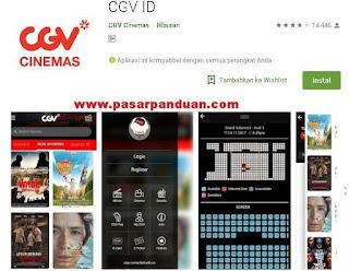 aplikasi cgv
