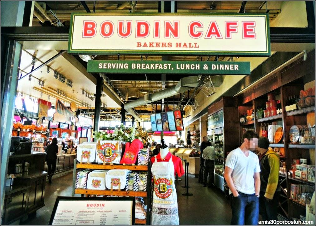Ruta Gastronómica por San Francisco: Boudin Cafe