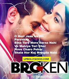 Broken But Beautiful - Sohnea Song Lyrics