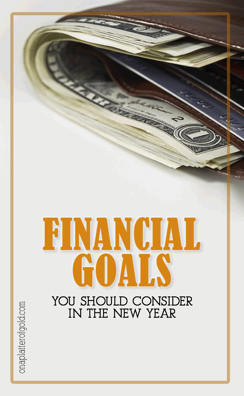 Top 5 Financial Goals You Should Consider