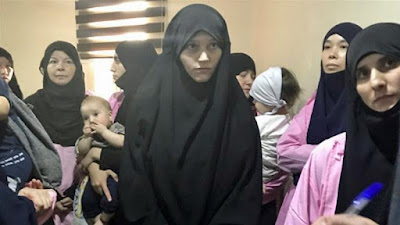 Iraqi authorities have arrested more than 560 women identified as IS militants.