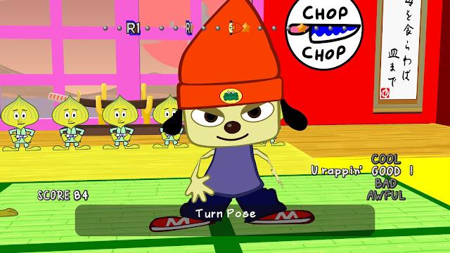Parappa The Rapper: