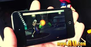 AQW Mobile on Handphone