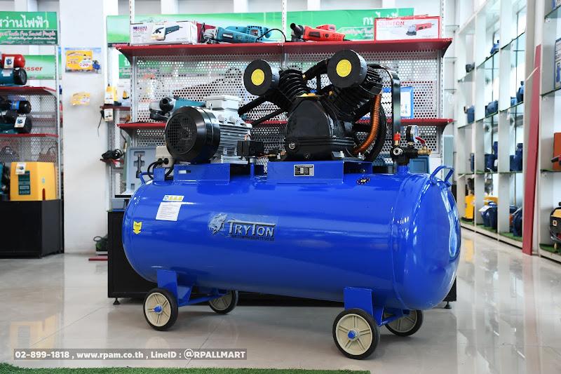ปั๊มลมอุตสาหกรรม200ลิตร