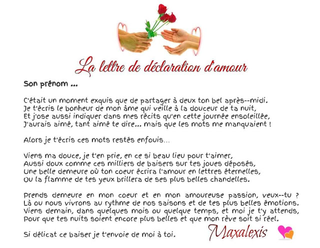 Artiste lettre d amour a sa femme [PUNIQRANDLINE-(au-dating-names.txt) 42