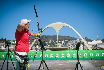 Archery Men's Team Live Stream Round of 16