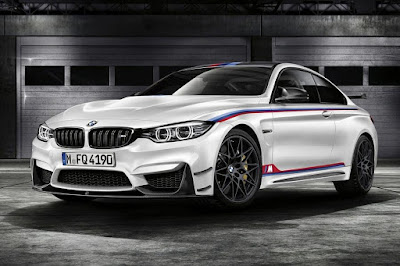 BMW M4 Coupé DTM Champion Edition (2016) Front Side