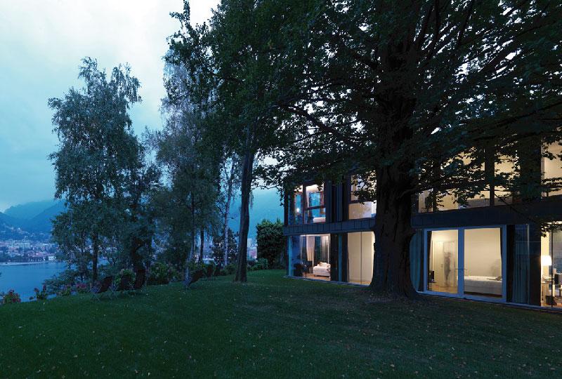 Casa sull'Albero Boutique Hotel a Magreglio